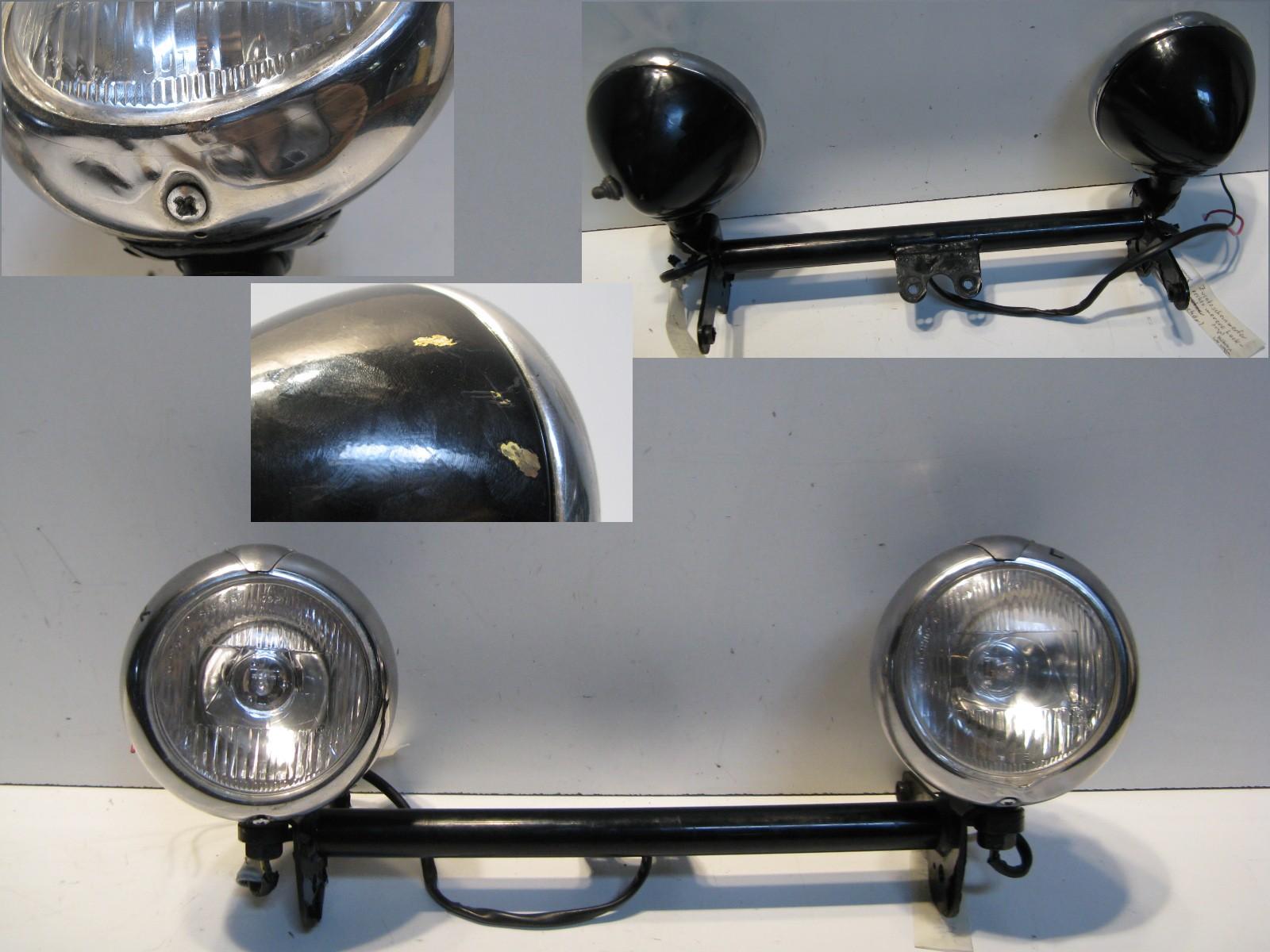 zusatzscheinwerfer zusatz scheinwerfer lampe kawasaki vn. Black Bedroom Furniture Sets. Home Design Ideas