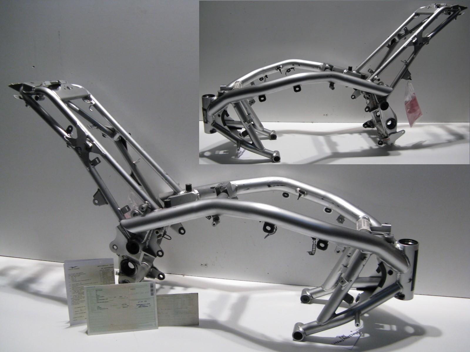 Moto Guzzi Rahmen Mit Brief – Motorrad Bild Idee
